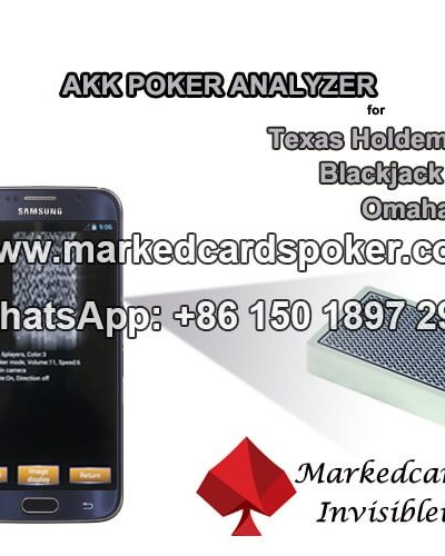 poker cheating devices